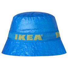 IKEA Bucket Hat KNORVA Frakta with Lining & Vent Holes Rain Hat Sun Hat NEW