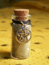 Protection Spell Witch Bottle© Talisman Amulet Charm Pagan Lot Wiccan