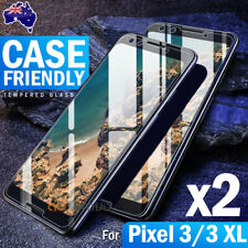For Google Pixel 4a 4 XL 3a 3 2 XL Tempered Glass Screen Protector Film Guard