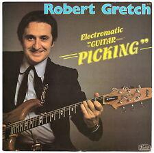 ROBERT GRETCH - Electromatic Guitar Picking - LP