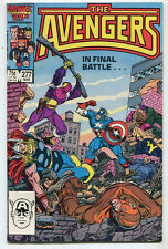 The Avengers #277 NM  CBX28