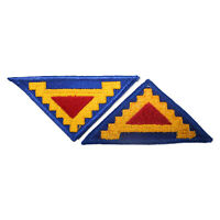 US ARMY PATCH SEVENTH ARMY Full Color SSI BDU ACU