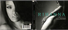 DOUBLE CD DIGIPACK RIHANNA GOOD GIRL GONE BAD DELUXE EDIT. feat DANCE REMIXES