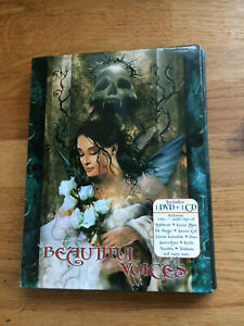 Beautiful Voices - Various Artists  DVD + CD (Metal,Gothic)