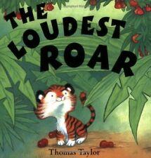 The Loudest Roar,Thomas Taylor- 9780192725189