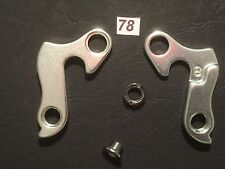 #78 Posteriore Deragliatore Mech Gear Hanger TELAIO Drop Out per e altre marche Marin