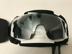 Smith Optics Attack Max Chromapop Platinum Mirror Sunglasses Lens