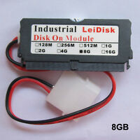 LeiDisk 8GB Disk On Module 40pin IDE Flash Disk Industrial DOM for Soft Route