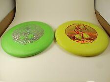 New ListingLot Of 2 New Gateway Disc Golf Sure Grip Ss Wizard Putter Discs 174g