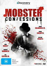 Mobster Confessions * NEW DVD * (Region 4 Australia)