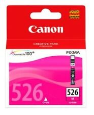 Genuine Unused Original Canon CLI-526 Magenta ink cartridge