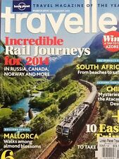 Lonely Planet Traveller Magazine March 2014