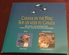 1995 50 Cents Canada On The Wing 2 Coin Set Gray  Jay White Tailed  Ptarmigan