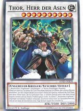 Yugioh - 1x #030 Thor, Herr der Asen - LEHD-B - Legendary Hero Decks
