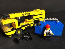Lego 6361 City Mobile Crane Mobil Kran Kranwagen Baustelle City Town Stadt