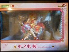 Artfx J Cardcaptor Sakura Kinomoto 1/7 Scale Anime Figure by Kotobukiya Japan