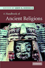 A Handbook of Ancient Religions-ExLibrary