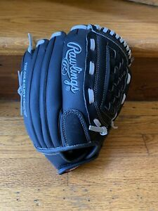 "Rawlings RSB Slowpitch Softball Glove 12.5"" Throws Right - RSB125GB"