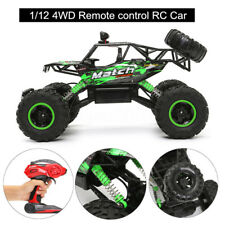 1/12 4WD 2.4GHz High Speed Radio Remote control RC RTR Racing Car Off Road Kids