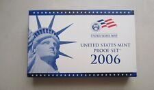 2006 U S Mint Proof Set