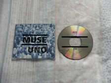 MUSE UNO AUSTRALIAN IMPORT CD VERY GOOD CONDITION! VERY RARE!
