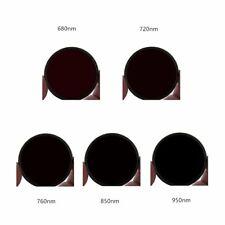 ZOMEI 30-82mm IR Filter 680/720/760/850/950NM X-Ray Infrared Filter Set F/ Nikon