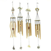 Wind Chimes Bells Copper Yard Garden Home Ornament Wind Bell Craft Decor Gift