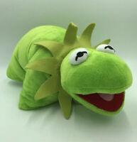 Pillow Pets Disney Muppets Kermit The Frog Plush Stuffed Animal Pillow 2011 14