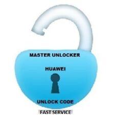 HUAWEI Ascend 8836D, G500, Y220, Y221, Y320, Y321 Codice Di Sblocco veloce