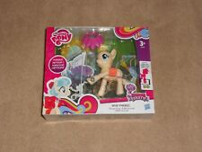 NEW, My Little Pony Explore Equestria Miss Pommel Runway Show Poseable Ages 3+