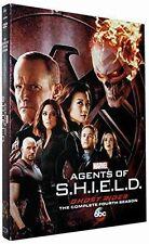Agents Of Shield S.H.I.E.L.D Season 4 New & Sealed DVD Boxset