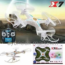 X7 RC DRONE QUADCOPTER 4 CHANNEL STUNT 2.4GHZ HELICOPTER 6 AXIS FLYING 4.5CH NEW