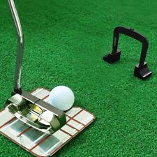 Golf Mini Puttting Mirror & 3 x Putting Gates