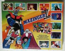 Caja exclusiva Mazinger Z con 3 albumes repro y 2 marcapaginas - Precintado