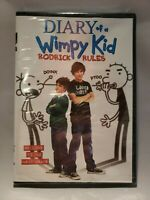 Diary of a Wimpy Kid: Rodrick Rules (DVD, 2011) New
