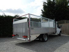 Transit LWB Commercial Vans & Pickups with Disc Brakes