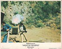 Night of the Lepus 1972 11x14 Lobby Card #5