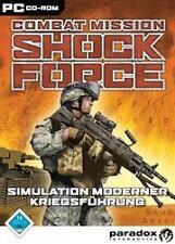 COMBAT MISSION 4 SHOCK FORCE ****** Neuwertig