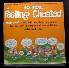Joy Wilt Berry - No More Feeling Cheated LP VG+ BR525 1982 Vinyl Record