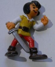 Peyo Smurf - Johan with a Sword  1976 SET OF 2