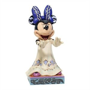 Disney Traditions Minnie Mouse Halloween Figurine by Jim Shore, New/Box, 6007078