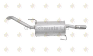 For Nissan Micra C+C K12 [2005-2010] Convertible 1.6 160 SR Box with tail pipe