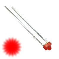S793 - 10 Stück Mini Blink LEDs 1,8mm rot diffus Flash Blinklicht Blinksteuerung