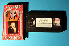 DANCE VISION LEARN WITH CHAMPIONS - VHS - AMERICAN  BEGINNING TANGO & V. WALTZ