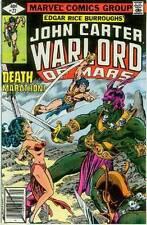 John Carter, seigneur de guerre of Mars # 27 (Mike vosburg) (états-unis, 1979)