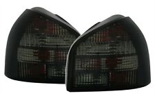 ALL SMOKED REAR TAIL LIGHTS LAMPS FOR AUDI A3 8L 09/96 - 2004 MODEL V2