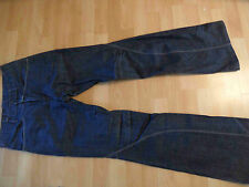 GIRBAUD coole dunkle Retrojeans m. Schlag Gr. 38  TOP TH316