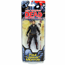 "The Walking Dead Comic Series 4 PAUL ""JESUS"" MONROE Action Figure McFarlane Toys"