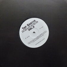 "MAXI 12"" TOP SHOTTA Remixes Vol 5 WEED & GRABBA / KING OF THE DANCEHALL Promo"