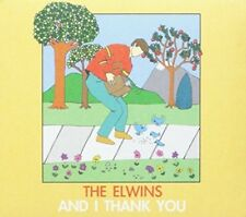 The Elwins - And I Thank You [New CD] Canada - Import